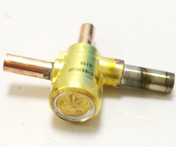 冷媒用小型电磁阀NEV-803DXF