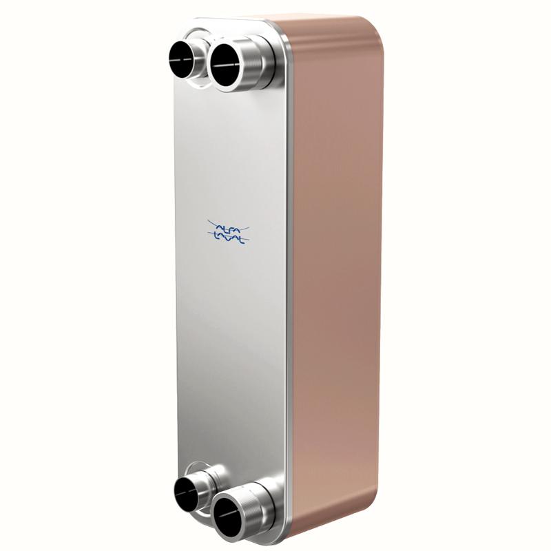 阿法拉伐钎焊板式换热器AC112系列