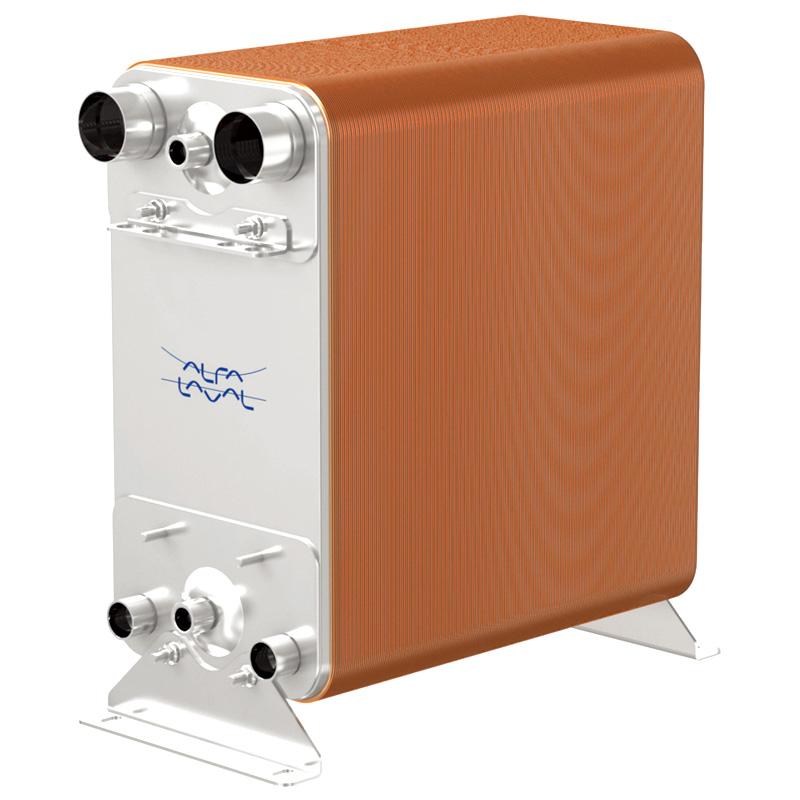 阿法拉伐钎焊板式换热器AC232DQ系列